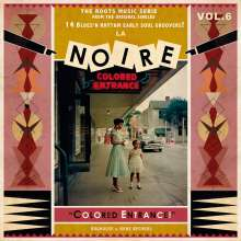 La Noire Vol.6 - Colored Entrance!, LP