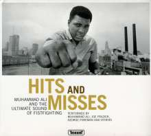 Hits And Misses, CD