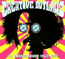 Creative Outlaws - US Underground, CD