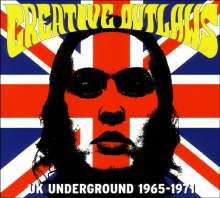 Creative Outlaws: UK Underground, CD