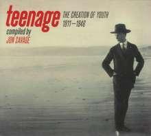 Teenage: Creation Of Youth 1911-1946, CD