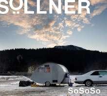 Hans Söllner: SoSoSo, CD
