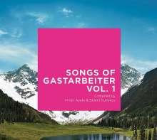 Songs Of Gastarbeiter Vol. 1, CD