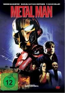 Metal Man, DVD