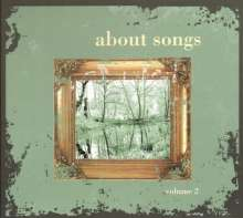 About Songs Volume 2, CD