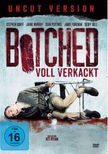 Botched, DVD
