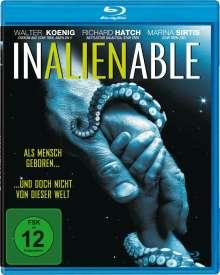 Inalienable (Blu-ray), Blu-ray Disc
