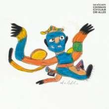 Die Höchste Eisenbahn: Ich glaub dir alles (Limited-Edition) (Orange Vinyl) (+ Stoffbeutel) (Exklusiv für jpc!), LP