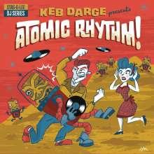 Keb Darge Presents Atomic Rhythm!, 2 LPs