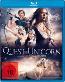 Quest for the Unicorn (Blu-ray), Blu-ray Disc