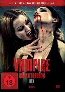Vampire im Blutrausch Box, 3 DVDs