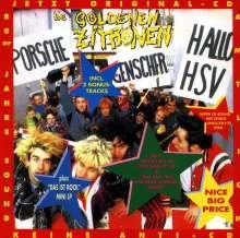 Die Goldenen Zitronen: Porsche-Genscher-HSV + mehr, CD