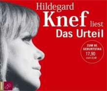Hildegard Knef: Das Urteil, 2 CDs