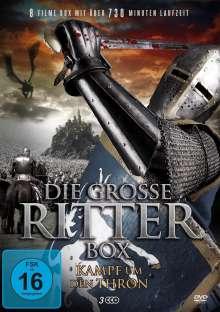 Die grosse Ritter Box (8 Filme auf 3 DVDs), 3 DVDs