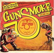 Gunsmoke Volume 3 & 4, CD