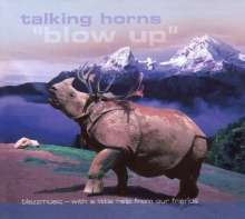 Talking Horns: Blow Up, CD