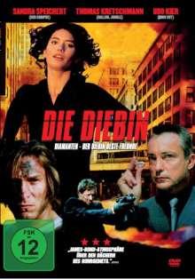 Die Diebin, DVD