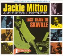 Jackie Mittoo: Last Train To Skaville, 2 LPs