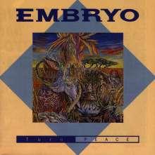 Embryo: Turn Peace, CD