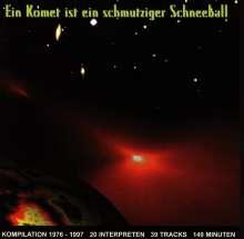 Ein Komet ist ein schmutziger Schneeball, 2 CDs