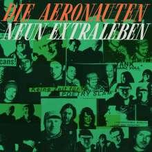 Die Aeronauten: Neun Extraleben, CD