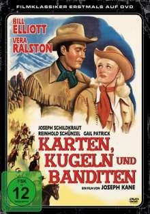 Karten, Kugeln & Banditen, DVD