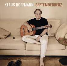 Klaus Hoffmann: Septemberherz, CD