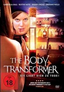 The Body Transformer, DVD