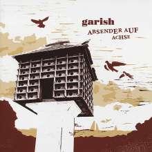 Garish: Absender auf Achse, CD