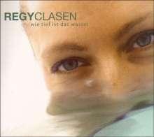 Regy Clasen: Wie tief ist das Wasser?, CD