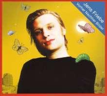 Jens Friebe: Vorher nachher Bilder, LP