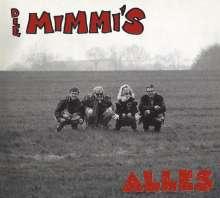 Mimmi's: Alles Zuscheißen, CD