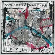 Pascal Comelade & Richard Pinhas: Le Plan De Paris, LP