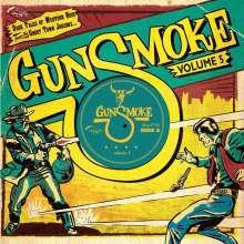 "Gunsmoke Volume 5 - Dark Tales Of Western Noir From The Ghost Town Jukebox (Limited Edition), Single 10"""