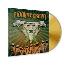 Fiddler's Green: 3 Cheers For 30 Years! (Limited Edition) (Colored Vinyl), LP