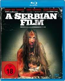 A Serbian Film (Blu-ray), Blu-ray Disc