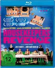 Housekeeper's Revenge (Blu-ray), Blu-ray Disc