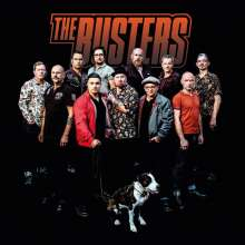 The Busters: The Busters (180g) (Limited Edition), 1 LP und 1 CD