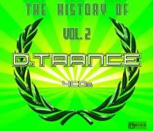 Pop Sampler: The History Of D. Trance Vol.2, 4 CDs