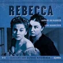 Daphne du Maurier: Rebecca: Jens Wawrczeck liest-verfilmt von Hitch, 3 MP3-CDs