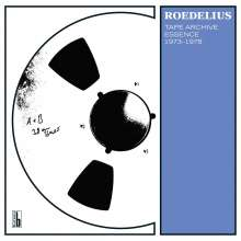 Roedelius: Tape Archive Essence 1973 - 1978, CD