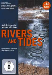 Rivers and Tides (Neu-Edition 2010), DVD