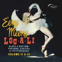 Exotic Blues & Rhythm Volume 11 + 12, CD