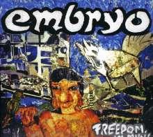 Embryo: Freedom In Music (Digipack), CD