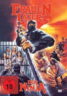 Frauenlager der Ninja, DVD