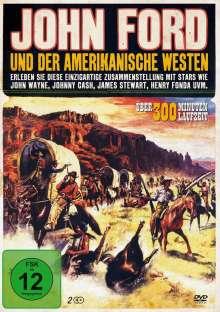 John Ford und der Amerikanische Western (4 Filme auf 2 DVDs), 2 DVDs