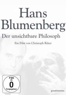 Hans Blumenberg - Der unsichtbare Philosoph, DVD