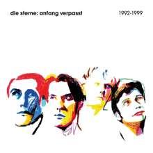 Die Sterne: Anfang verpasst (1992-1999), 7 CDs