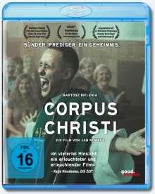 Corpus Christi (Blu-ray), Blu-ray Disc