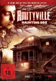 Amityville Haunting Box (9 Filme auf 3 DVDs), 3 DVDs
